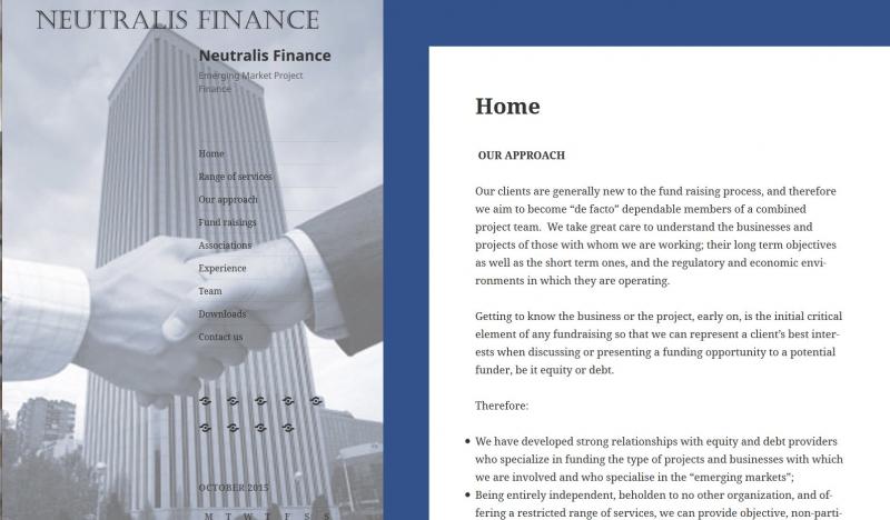 Neutralis Finance